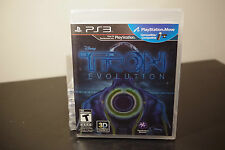 Tron: Evolution  (Sony Playstation 3, 2010) *New / Factory Sealed