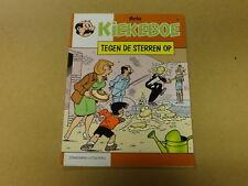 STRIP / KIEKEBOE 5: TEGEN DE STERREN OP   Herdruk 1995