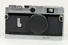 Canon VI-T body with Meter and Case!!! EXC++++
