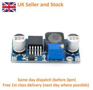 XL6009 DC-DC Adjustable Boost Converter, Step Up Power Supply, Arduino
