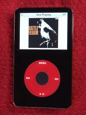 Apple 256GB Classic iPod Video 5th U2 Version Wolfson DAC SSD iFlash Memory Gold