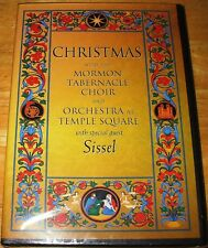 Christmas with Mormon Tabernacle Choir and Orchestra at Temple Square SISSEL NEW