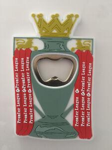 Premier League Trophy PVC Bottle Opener Liverpool Pins