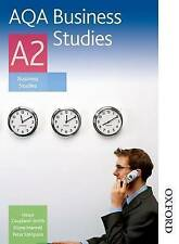 AQA Business Studies A2 Nelson Thornes 9780748798476