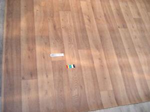 7579 PVC Belag 179x499 Boden Bodenbelag Rest Cv Eiche Landhaus Dielen Holz Dekor