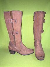 Brown Nubuck MJUS Boots 9 40