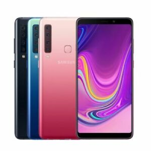 Samsung Galaxy A9 (2018) A920FD Dual SIM 128GB 6GB Four 24MP Android CN FREESHIP