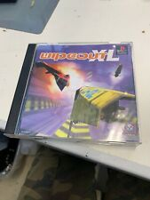 Wipeout XL (Sony PlayStation 1, 1996) EXCELLENT CONDITION, TESTED WORKING