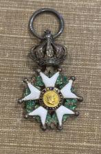legion d'honneur miniature 1er empire sup