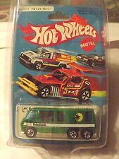 VINTAGE > Hot Wheels_Green GMC Motorhome #9645_Blackwall Era/HONG KONG_VHTF_MOC