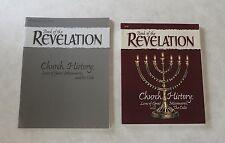 Abeka 12th Book of the Revelation Student Text Teacher Quizzes Test Key