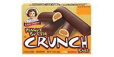Little Debbie Peanut Butter Crunch Bars 11.72 Oz (8 Boxes)