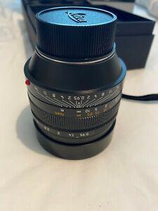 LEICA NOCTILUX-M 1:0.95 / 50mm ASPH Lens