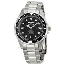 Invicta Pro Diver Black Dial Stainless Steel Men's Watch 8932
