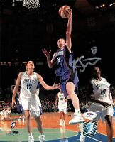 Kim Smith Signed 8x10 photo WNBA PSA/DNA Autographed Monarchs