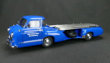 1954 /1955 Mercedes-Benz Racing Car Transporter Diecast Model by CMC M-143