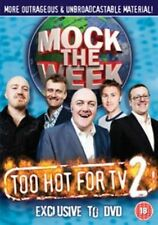 Mock The Week - Too Hot for TV 2 DVD 2009 by Dara O'briain Hugh Dennis Dan