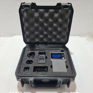 PRO-M10FX Dual Mode Wideband RF & GSM/3G Detector GPS Tracker Listening Device
