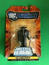 DC UNIVERSE JUSTICE LEAGUE UNLIMITED FAN COLLECTION SCARECROW
