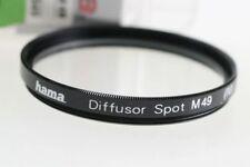 Diffuser Spot-Zirkular Kamera-Filter mit Einschraubanschluss