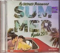MY ULTIMATE BOLLYWOOD SUMMER MANIA 2018 - BEST HITS 2 CD SET