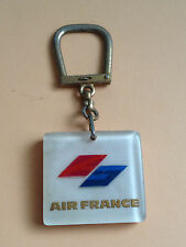 AIR FRANCE - LINEAS AEREAS - AIRLINES LLAVERO KEY RING KEYCHAIN PORTE CLES (168)