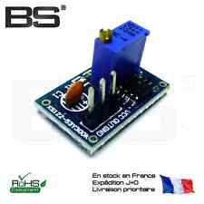 NE555 mini adjustable pulse generator module