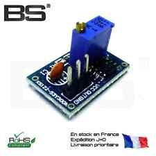 NE555 mini adjustable pulse generator module