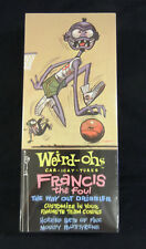 "Bill Campbell Designed Weird-Ohs Basketball Star ""Francis the Foul"" Still Sealed"