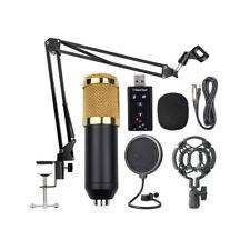 Musik Recording Studio Equipment Pakete Bundle Broadcast Kit Professional Set