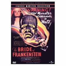 The Bride Of Frankenstein (DVD,1935)