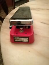 Vintage Dunlop Rotovibe model JH-4S, tremolo chorus/leslie simulator, with demo.