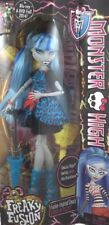Monster High Freaky Fusion Ghoulia Yelps imperfection to box