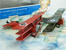 DOG FIGHT DUO DR1 RED BARON CAMEL CAPT BROWN PA2002 AIRCRAFT 1:100 SIZE Y067J^*^