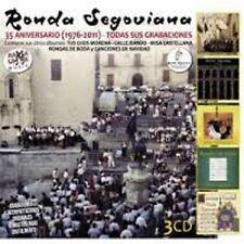 RONDA SEGOVIANA-TODAS SUS GRABACIONES  35 ANIVERSARIO-3CD