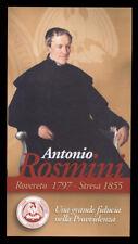 santino-holy card B.ANTONIO ROSMINI
