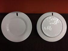 2 Piatti Alessi Philippe Stark 90049/31 ceramica