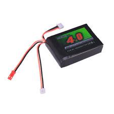 8C RC Lipo Batería 7.4V 4000mAh para Spektrum DX9 DX8 DX7 DX6E Control Remoto