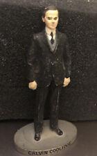 "David LaRocca Danbury Mint Pewter Figures President 2.12"" Calvin Coolidge"