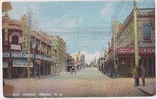 Postcard Murray Street Perth Western Australia by Austral Stores to Tanunda SA