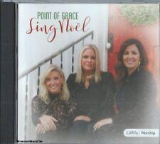 POINT OF GRACE - Sing Noel - Christian CCM Christmas Worship CD