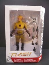 "DC Comics Collectibles Series TV Reverse FLASH 7"" Action Figure  2016  #03"
