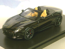 SUPERB PREMIUM X 1/43 DIECAST 2013 JAGUAR F-TYPE V8 S IN BLACK PRD301