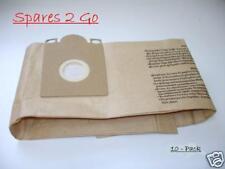 NILFISK Aspirateur viking gd110 des sacs à poussière X 10 Pack