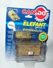 1:144 DRAGON DML CAN.DO SDKFZ 184 ELFANT TANK ITALY 1944 20055 A NIP