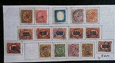 Italy Stamp Collection cv $486