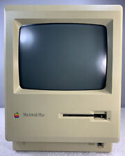 Apple Macintosh Plus 1MB System Only Turns on Read Description As IS Read M0001A
