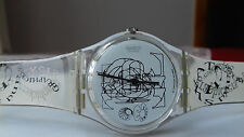 Swatch GENT VINTAGE COLLECTION(1995)GK-208 GRAPHICKERS LIMITED EDITION WATCH NOS