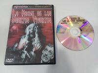 LA NOCHE DE LOS MUERTOS VIVIENTES NIGHT OF LIVING DEAD DVD ESPAÑOL ENGLISH