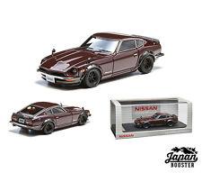 [Ignition model x Nissan model 1/43 KWAMON2064] Nissan Fairlady Z (S30) Maroon